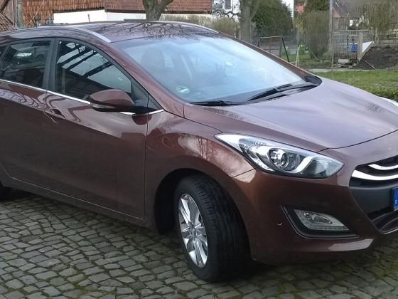 Hyundai i30cw Tricolor