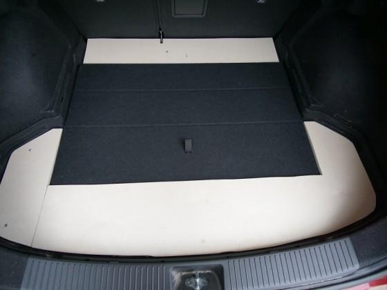 Kofferraumumbau i30 Kombi