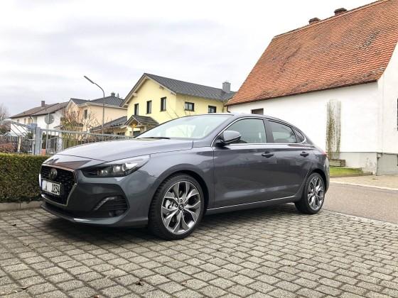 Hyundai i30 Fastback Premium, 1.4 T-GDI DCT