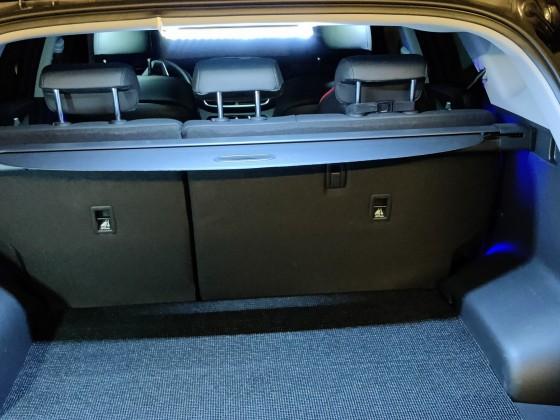 Zusatzleuchte Kofferraum