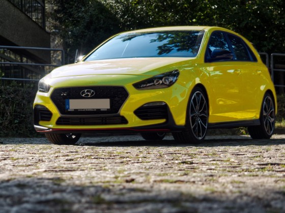 Farbstudie gelb